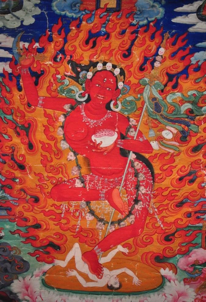 Buddha Vajravarahi