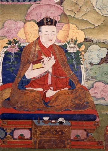 3rd-karmapa-rangjung-dorje