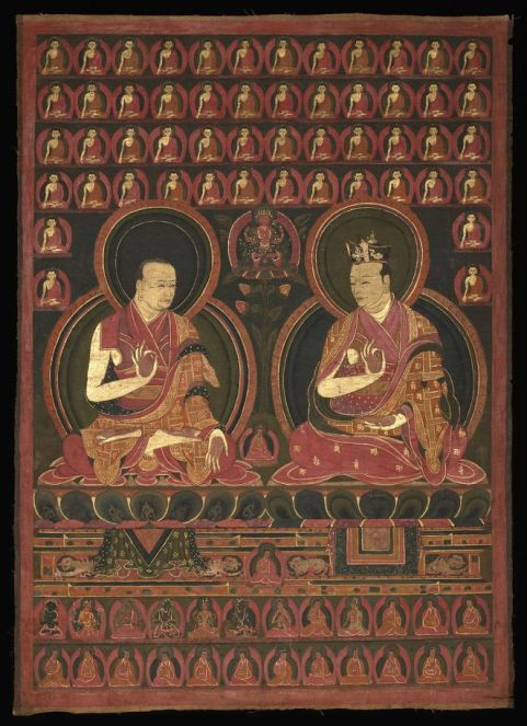 baa71-1024px-eighth_karmapa_mikyo_dorje_1507-1554_and_his_teacher_the_first_sangye_nyenpa_-_google_art_project