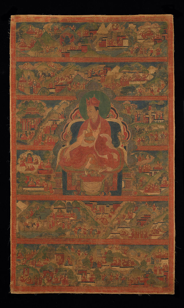 640px-sharmapa_lama_chodag_yeshe_palzang_the_4th_shamar_rinpoche_1453-1554_-_google_art_project