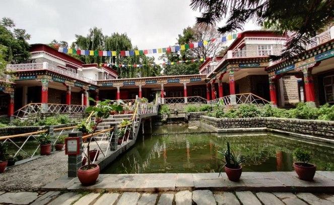 Norbulingka-Dharamshala-India-Tibet-2019